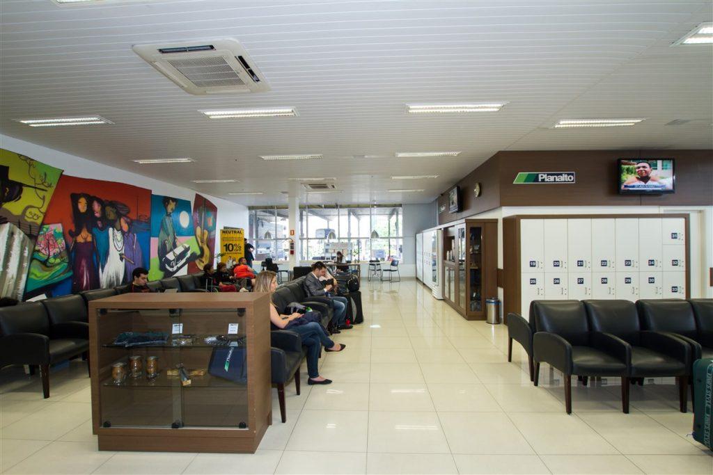 Sala VIP Planalto